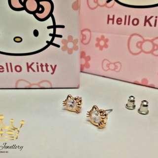 HelloKitty Earrings silver 925