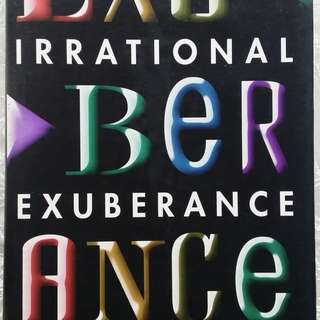 Irrational Exuberance by Robert J Shiller