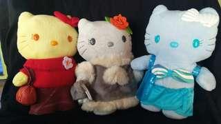 Original Sanrio Hello Kitty four seasons