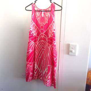 Seafolly Silk Dress