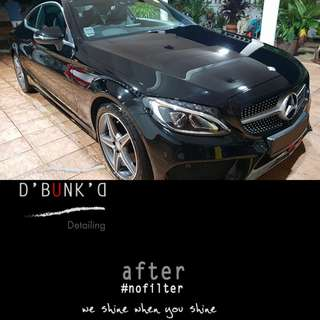 Car Polishing/Detailing/Paint Correction