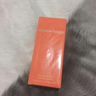 BNWT Clinique Happy Perfume