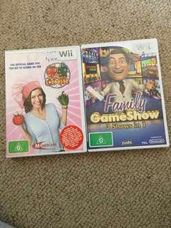 Bundle Wii games