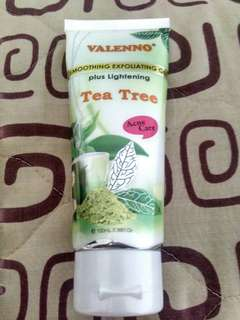 Valenno Smoothing Exfoliating Gel