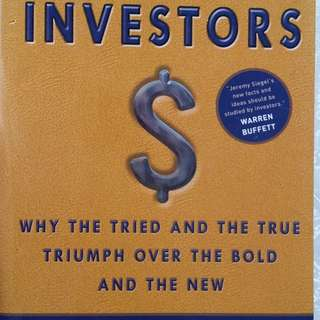 The Future for Investors by Jeremy Siegel