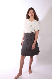 High waisted skirt!!!