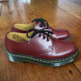 Dr. Marten's boots