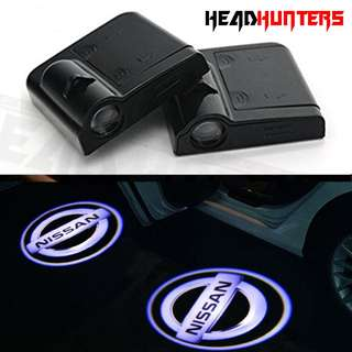 2Pcs LED Car Door Welcome Light Laser Car Door Shadow Led Projector Wireless Universal Car Welcome Door Car-styling