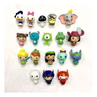 Funko Disney Pint Size Heroes Series 1 & 2 Full Set 36Pcs Including All Exclusives