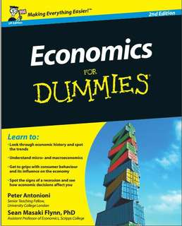 Economics For Dummies, 2nd Edition Ebook