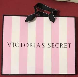 Victoria Secret Paper Bag