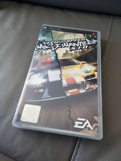 PSP Need for Speed