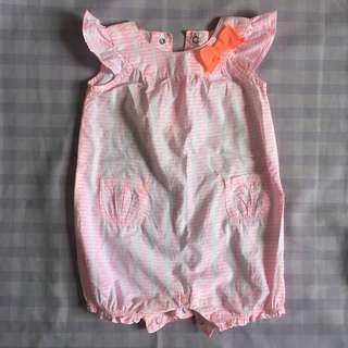 Carter's Baby Jumpsuit 3-6mos EUC