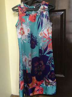 Taylor & Co. Floral Dress