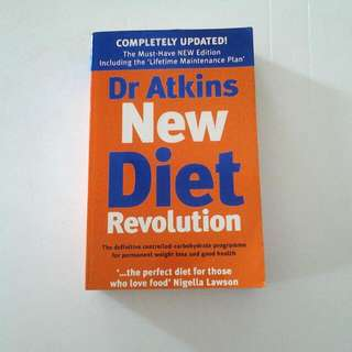 The NEW Diet Revolution Book