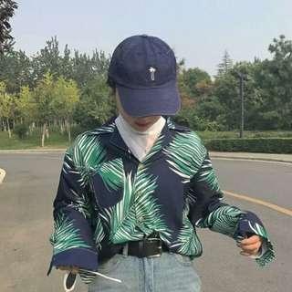 Tropical Top/Outerwear