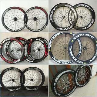 OEM full carbon wheelsets