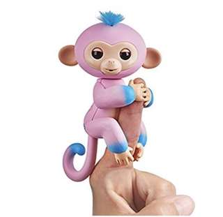 BN Authentic Fingerlings Monkey Candi