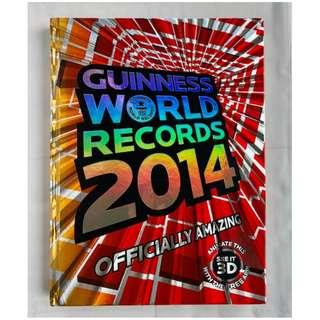 Guinness World Records 2014 - Hardcover