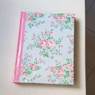 Cath Kidston journal book