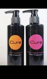Icure keratin conditioner