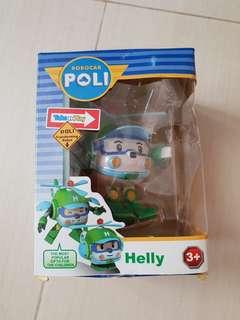 Robocar Poli - Helly transforming toy