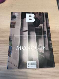 B Brand's monocle
