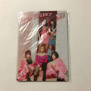Red Velvet Yes! Card 第34期 精品 偶像拼圖滑鼠墊