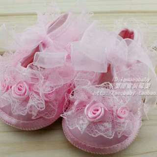 Baby shoes  公主鞋