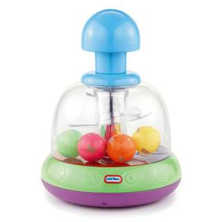 Little Tikes Lights n' Sound Spinning Top 634956