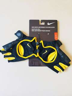 Nike Men's lightweight cycling gloves