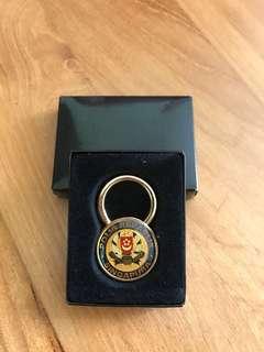 SPF police - Keychain