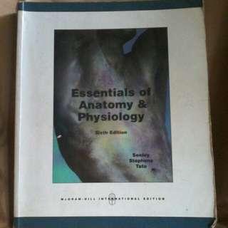 Essentials of Anatomy & Physiology (6th Edition)