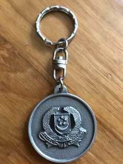 SPF keychain
