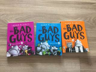 Bad guys series 1 to 4