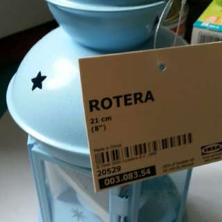 Ikea Rotera candle stand