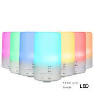 USB Aroma Diffuser with Free USA Essential Oil Brand New