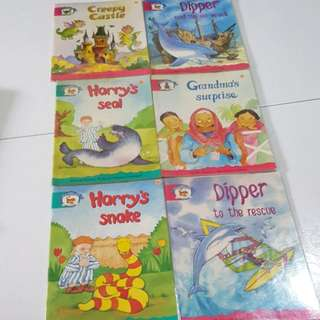 22 × English Story Books