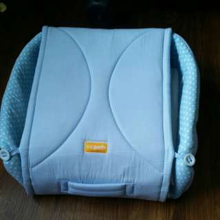 BNIB Blue Portable baby sleeping mattress set
