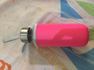 Botol minum dengan pouch
