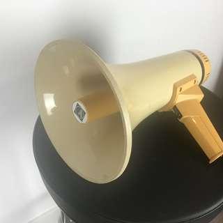 Vintage Megaphone