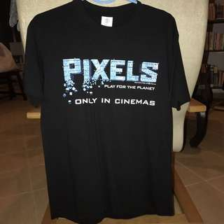 Pixel - Play For The Planet Movie T-Shirt