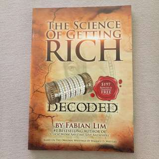 Book: The Science of Getting Rich Decoded