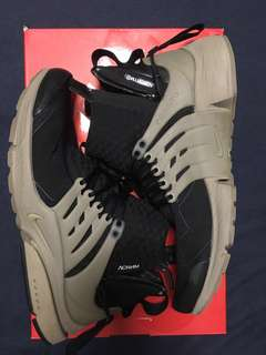 Nike Acronym Presto Bamboo Size S
