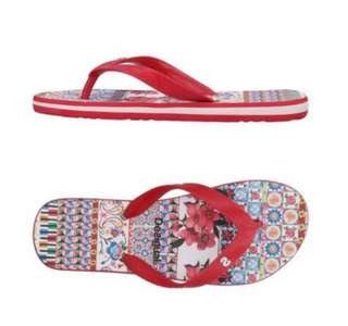 Desigual Slippers Collection