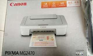 Canon PIXMA MG2470 - Print - Copy - Scan