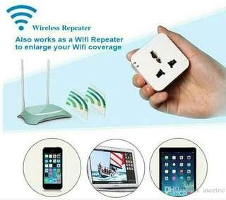Wifi Smart plug (UK type)