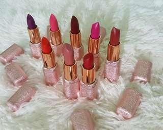 French kiss matte lipstick