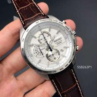 Seiko Chronograph SSB263P1