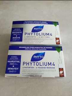 Phytolium Anti hair loss